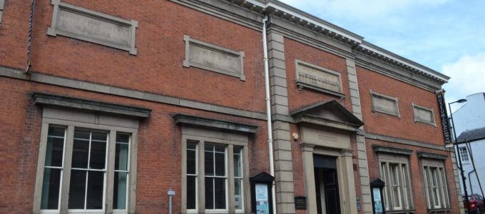 Warrington Museum & Art Gallery announces temporary move