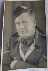 VE Day War Heroes: George Porter